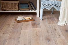 Galleria Elite Multi-Ply Engineered Oak Flooring White Fumed