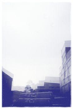 Un día nublado y ambiguo.