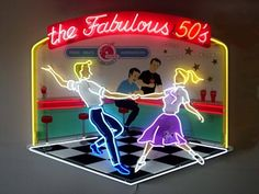 The Fabulous 50's - and they were just that!!