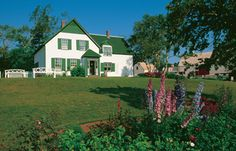 One day I will make an Anne of Green Gables pilgrimage to Prince Edward Island.