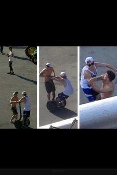 Niall and josh