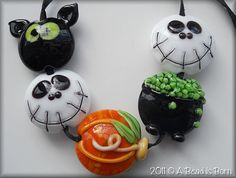 FUN, ADORABLE, NOT SCARY HALLOWEEN by Carley Marston on Etsy