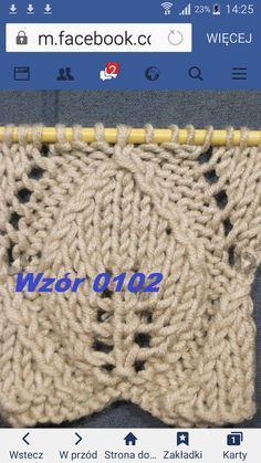 268 Mejores Imagenes De Muestras Punto Dos Agujas Knit Stitches