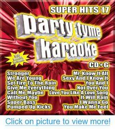 Party Tyme Karaoke: Super Hits 17