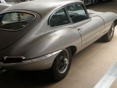 Jaguar - E-type S1 - 1967 - 2+2