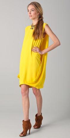 - Zero + Maria Cornejo Sail Dress