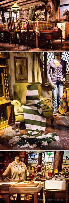 The Making of Harry Potter | Amanda Hayler