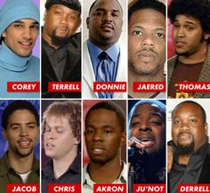 "10 Black Contestants from American Idol Suing for $25 Mill for ""Humiliating Black Contestestants"" 