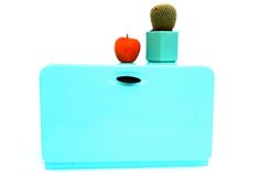 Vintage Retro Turquoise Metal Bread Box by ELECTRICmarigold on Etsy