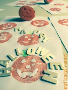 idee creative, riciclo creativo, fai da te creativo, lavori creativi | myCandyCountry.it: halloween