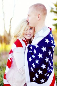 Cute Military Engagement