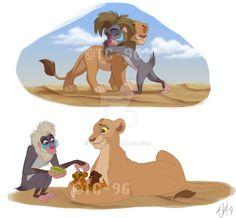 Kiara Lion King, Kiara And Kovu, Lion King 1, Lion King Fan Art, Lion King Movie, Lion Art, Disney Lion King, Disney And Dreamworks, Disney Pixar