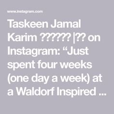 14 Likes, 0 Comments - Taskeen Jamal Karim 🧕🏽👧🏽👶🏽 Toddler Play, Play Ideas, One Day, Istanbul, Inspired, Children, Inspiration, Instagram, Young Children