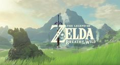 Watch The Trailer For The Newest 'Legend Of Zelda' Game 'Breath Of The Wild'