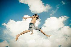 Efecto Dopamina · Clouds & Jumps on Behance