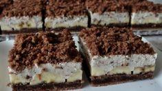 Kokosová rozkoš – RECETIMA Wallpaper Food, Cookie Recipes, Dessert Recipes, Cake & Co, Banana Recipes, Food Cakes, Cakes And More, Sweet Recipes, Fast Recipes