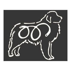 K-Lines window tattoos are a beautiful set of breed-based window decorations…