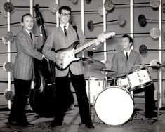 "On 3rd February 1959 the chartered plane carrying singers Buddy Holly, Ritchie Valens and the Big Bopper fell out of the sky and rock 'n' roll was forever changed. Holly is described by critic Bruce Eder as ""the single most influential creative force in early rock and roll."" His work had a great influence on popular music. In 2004, Rolling Stone Magazine ranked Holly 13 on their list of the 100 Greatest Artists of All Time."