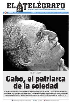 Ecuador - El Telégrafo (18.04.14).