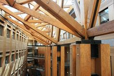 structure hybrid wood - Recherche Google