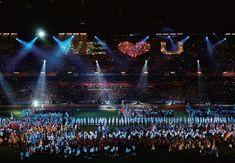 중앙시사매거진  대구 하계유니버시아드대회 개막식과 폐막식 때 세계인들에게 큰 감동을 전했던 하나님의교회 오라서포터즈의 'We♥U' 플래시 퍼포먼스!
