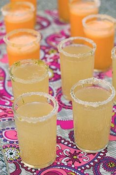 There are many alternatives you can have at your bar or restaurant to stop serving those intoxicated. What you always first do is stop serving those who are visibly intoxicated. To those you fear will become to that point you can serve them mini drinks. Mini drinks have less alcohol, but still have that great taste.