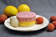 Entremets Citron-Framboises (kleine Zitronen-Himbeer-Torte) | Französisch Kochen by Aurélie Bastian
