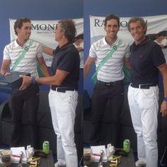 Rafa Cabrerà Bello all'open de france..Thanks for your visit . Good luck for the Alstom Open de France   #raimondi #raimondigolfshoes #golfshoes #opendefrance #madeinitaly #handmadeinitaly #alstomopendefrance