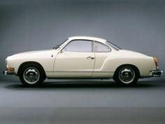 1955 Volkswagen Karmann-Ghia Coupe
