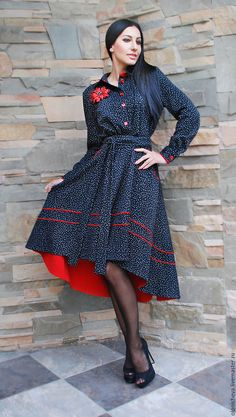 6d92c33d3200 Купить Трикотажное платье оригинального кроя