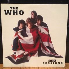 The Who - BBC Sessions.  The Who is one of those groups that is at their absolute peak when they perform live. Even in their early days the band had this spiritual connection which allowed them to put on a hell of a show on stage or even performing live for the BBC. That's why I was so stoked to find this album at my local record store for a great price. One of many things that I love so much about this record is that the tracks were recorded between the years of 65' and 73' yet the band…