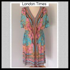 LONDON TIMES Dress LONDON TIMES Dress. Excellent condition!! London Times Dresses