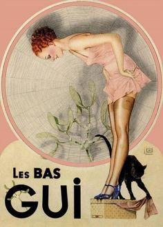 Bas Gui, 1930s