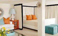 Pinterest hanging room iders ceiling curtains and room iders