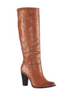 Cizme inalte pentru dama, culoare maro - Cizme Inalte Marca Thurley. Heeled Boots, Heels, Fashion, High Heel Boots, Heel, Moda, Heel Boots, Fashion Styles, Boots