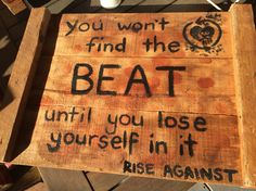 Rise Against Lyrics, Apricot Tray Art
