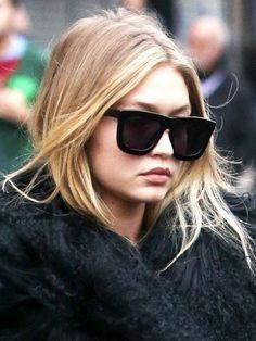 315e63c86ec Gigi Hadid Just Wore the Ultimate Statement Coat Gigi Hadid Style