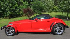 1999 Plymouth Prowler Convertible - 2