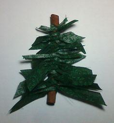 wikiHow to Make Cinnamon Stick Trees -- via wikiHow.com Stick Christmas Tree, Christmas Crafts To Make, Christmas Love, Holiday Crafts, Christmas Holidays, Christmas Ideas, Christmas Patterns, Merry Christmas, Fete Ideas