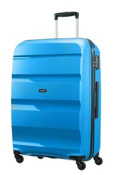 2fbc5722de American Tourister Bon Air Spinner L Pacific Blue Maleta De Viaje