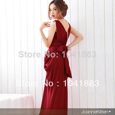 Attract attention dinner dress gown evening wedding party prom dresses