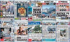 #20160310 #Australia #AustraliaTodayNEWSpapers Thursday MAR 10 2016 + http://en.kiosko.net/au/2016-03-10/