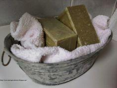 TastesGreekToMe: Olive Oil Soap