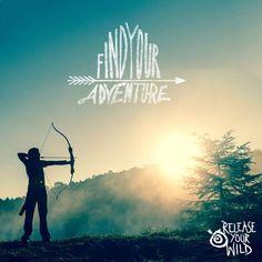 Find your adventure #archery