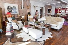 Mitch Alfus New York loft