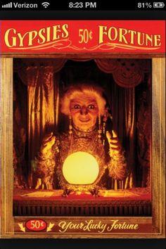 Ah, the crystal ball
