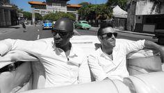 "Positive Vibes. ""OUATIC"" coming soon . . . made in Cuba !!! #Septembre #septiembre #Cuba #september #djproducer #musicroducer #havana #lahabana #lahavane"