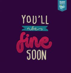 You'll Be Fine by eugeniaclara, via Flickr
