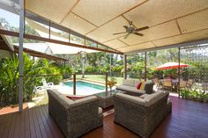 Serene Place Holiday House Nelly Bay Magnetic Island Accommodation