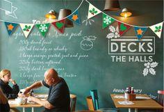 #eatatDecks this Christmas